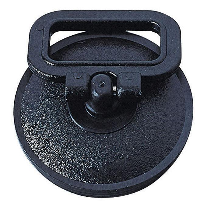 bouchon noir 52 mm pour vier gr s eviers gres. Black Bedroom Furniture Sets. Home Design Ideas