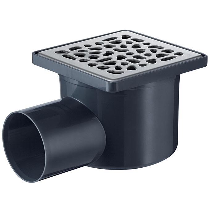 siphon de sol ma onner pour douche l 39 italienne wirquin