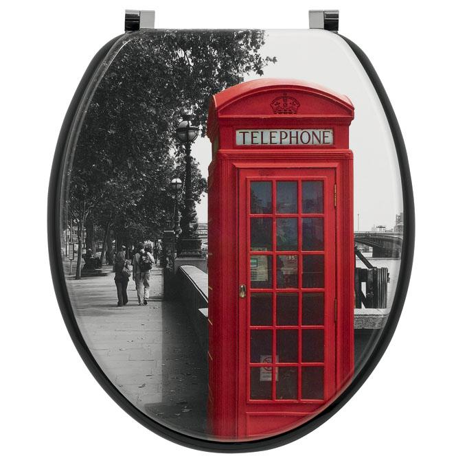 Accessoires wc london 175609 ontwerp inspiratie voor de badkamer en de kamer - Wc deco ontwerp idee ...