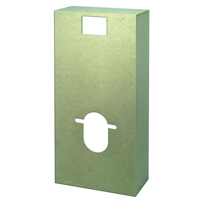 image o cover habillage hydrofug pour wc suspendu wc suspendus hab. Black Bedroom Furniture Sets. Home Design Ideas