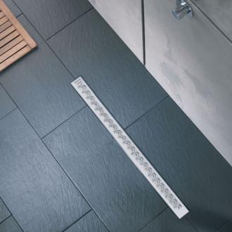 Express 39 eau caniveau de douche l 39 italienne grille - Installation douche a l italienne ...