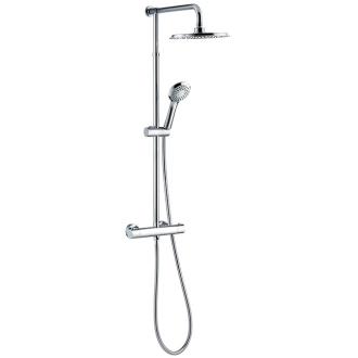 verona comfort colonne de douche avec mitigeur thermostatique en laiton avec s curit 38. Black Bedroom Furniture Sets. Home Design Ideas