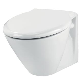 Cuvette wc supendu design avec abattant cuvette wc for Cuvette wc avec douchette