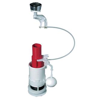 Mw m canisme de wc double poussoir c ble mecanisme wirquin - Reglage chasse d eau double ...