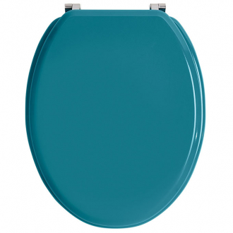BLEU MAT, abattants wc