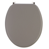 TAUPE MAT, abattants wc