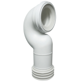 PIPE gain de placePush Fit, pipe wc coudée gain de place push fit